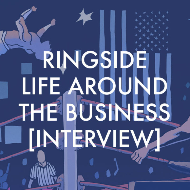 Ringside: Life Around The Business [Interview] | Image Comics
