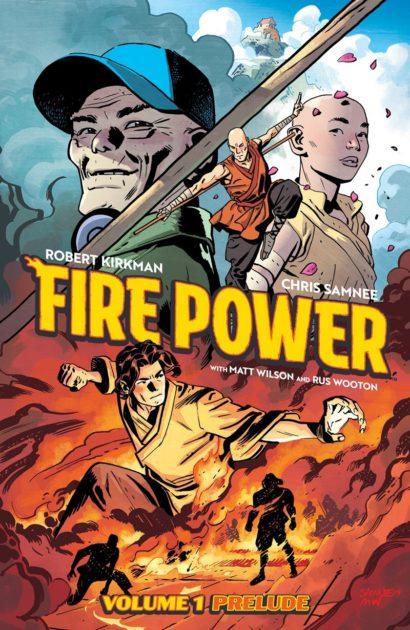 FIRE POWER BY KIRKMAN SAMNEE #2 IMAGE COMICS  2020