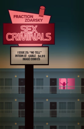 Sex Criminals #30B NM Stock Image