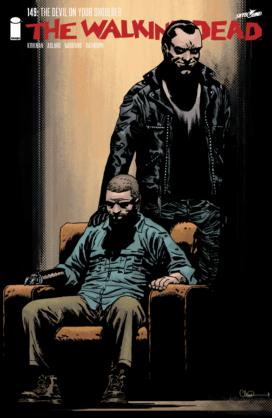 Walking Dead # 149 1st Print NM Image Kirkman AMC Zombie