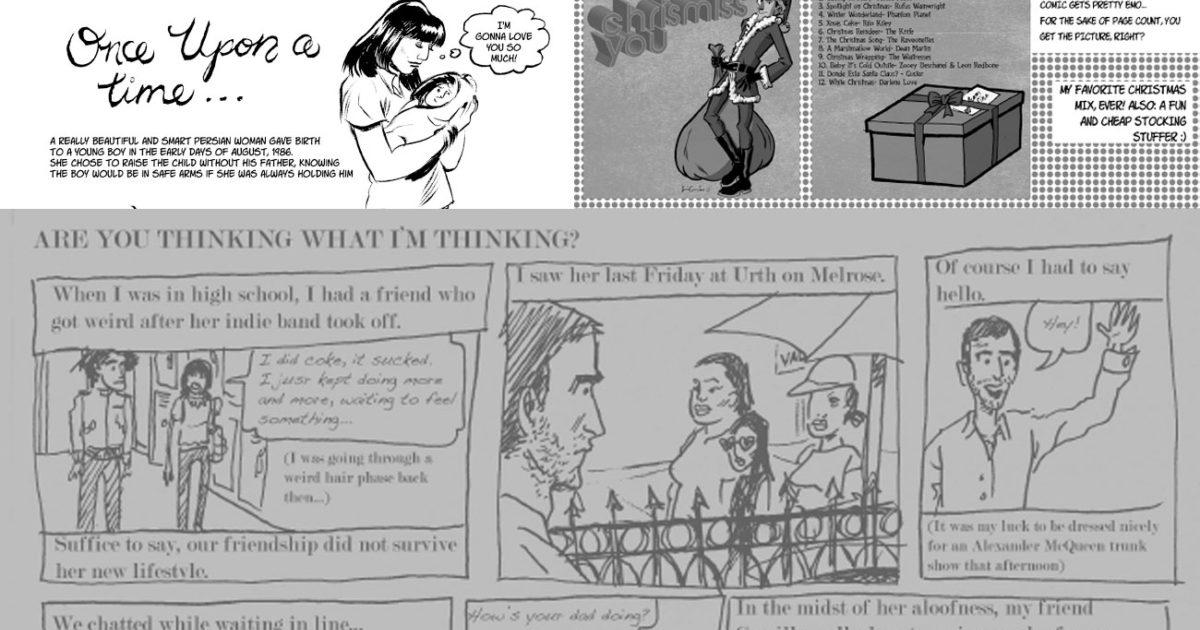 Self Obsessed Image Comics